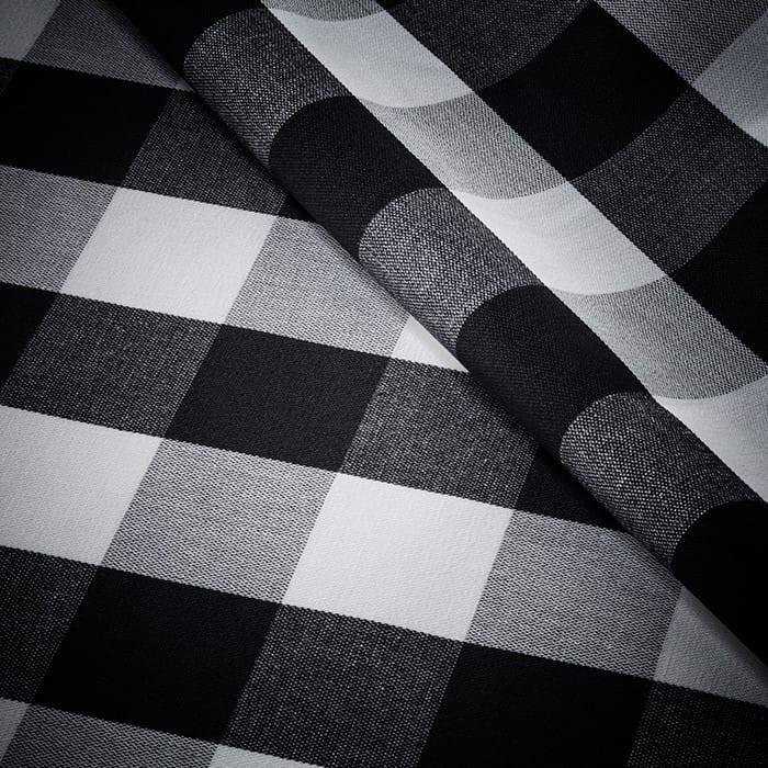 Black Check